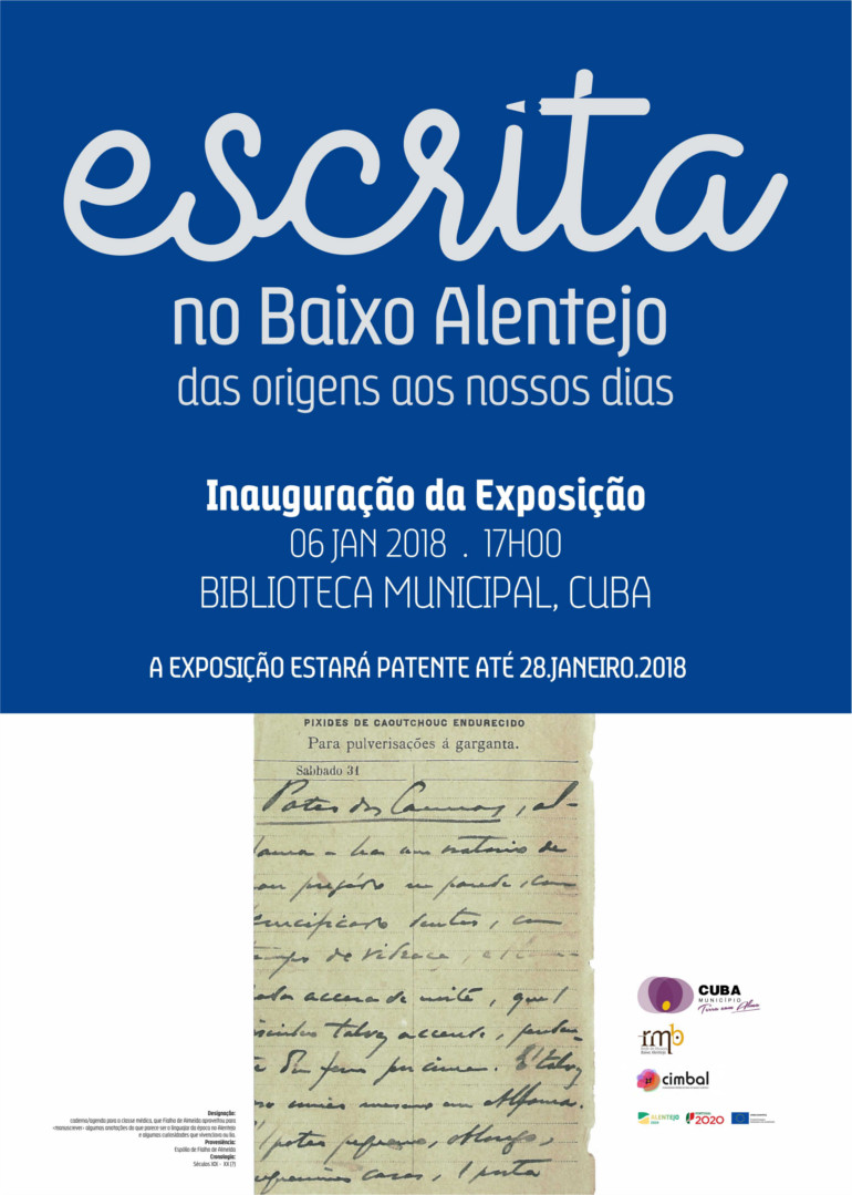CARTAZ EXP ESCRITA WEB