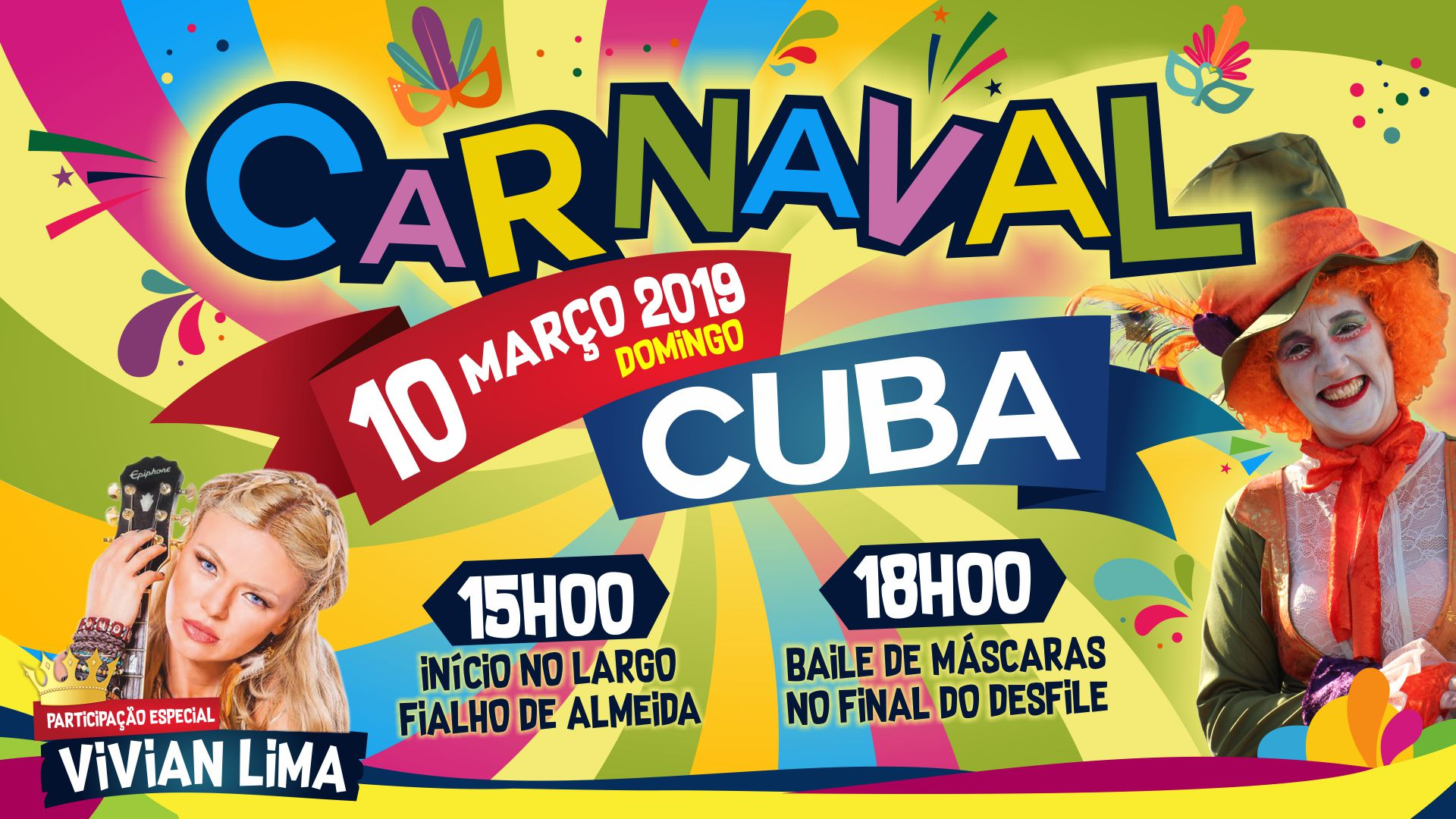 EVENTO FACEBOOKCARNAVAL DOMINGO
