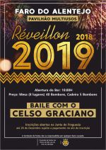 REVEILLON FARO DO ALENTEJO